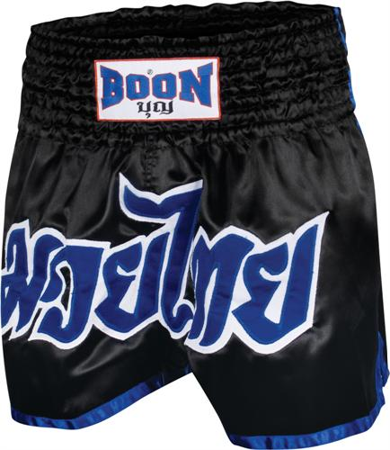 Boon Boon Sport Satin Stripe Thai Trunks